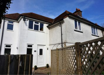 Thumbnail 4 bed semi-detached house for sale in Grove Road, Rickmansworth
