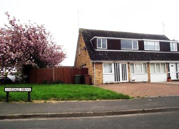 Thumbnail 4 bed property to rent in Ainsdale Drive, Werrington, Peterborough