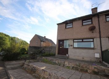 Thumbnail 2 bed semi-detached house for sale in Glass Road, Winchburgh, Broxburn