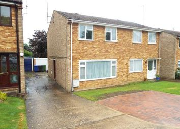 Thumbnail 3 bed semi-detached house for sale in Meadow Rise, Tiffield, Towcester, Northamptonshire