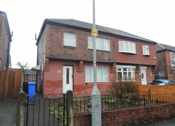 Thumbnail 3 bed semi-detached house for sale in St Kildas Avenue, Droylsden, Manchester