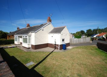 Thumbnail 2 bed bungalow for sale in Holly Avenue, Fawdon, Newcastle Upon Tyne