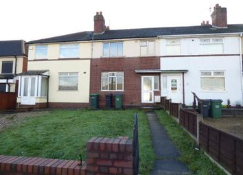 Thumbnail 3 bed terraced house for sale in Throne Road, Rowley Regis, Sandwell, West Midalnds