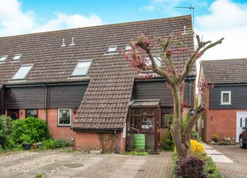 Thumbnail 2 bedroom end terrace house for sale in Waveney Road, Diss