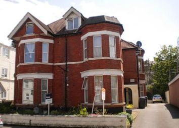 Thumbnail Studio to rent in Argyll Road, Boscombe Spa, Bournemouth