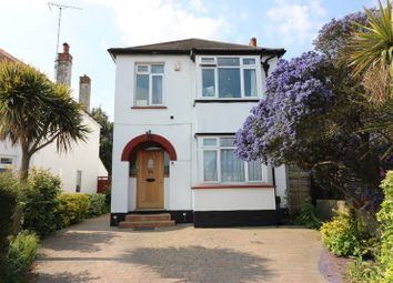 Thumbnail 3 bed detached house to rent in Carlton Avenue, Westcliff-On-Sea, Essex