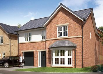 "Thumbnail 4 bed detached house for sale in ""The Norbury"" at Markle Grove, East Rainton, Houghton Le Spring"