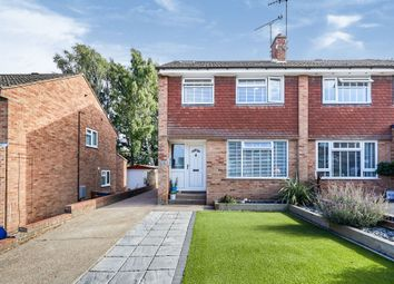 Thumbnail 4 bed semi-detached house for sale in Kingsmuir Road, Mickleover, Derby