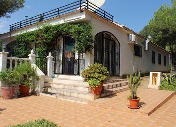 Thumbnail 4 bed detached bungalow for sale in Pinar De La Perdiz, Alicante, Valencia, Spain
