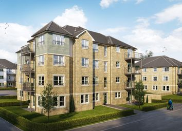 "Thumbnail 2 bed flat for sale in ""Baird"" at Cherrytree Gardens, Bishopton"