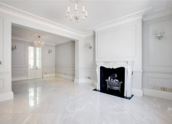 Thumbnail 4 bed terraced house for sale in Clareville Grove, South Kensington, London