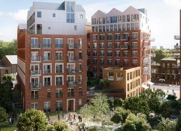 Thumbnail 1 bed flat for sale in Keybridge House, London