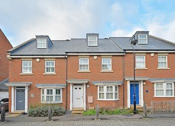 Thumbnail 3 bed terraced house for sale in Reed Court, Greenhithe