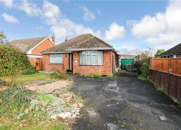 Thumbnail 3 bed detached bungalow for sale in Rownhams Lane, North Baddesley, Southampton, Hampshire