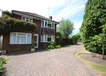 Thumbnail 4 bed detached house for sale in Church Lane East, Aldershot, Hampshire