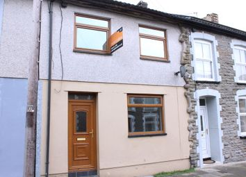 Thumbnail 3 bed terraced house to rent in Penmaesglas Terrace, Penrhiwfer