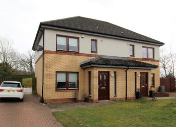 Thumbnail 3 bed semi-detached house for sale in 4 Nellfield Court, Braidwood