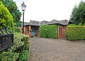 Thumbnail 3 bed detached house for sale in Heyes Lodge, Broad Lane, Grappenhall