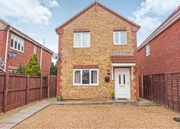 Thumbnail 3 bed detached house for sale in Beechings Close, Wisbech St Mary, Wisbech