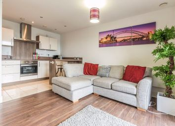 Thumbnail 1 bed flat for sale in Usk Way, Newport