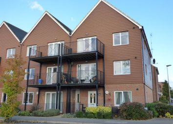 Thumbnail 2 bedroom flat for sale in Greensand View, Woburn Sands, Milton Keynes