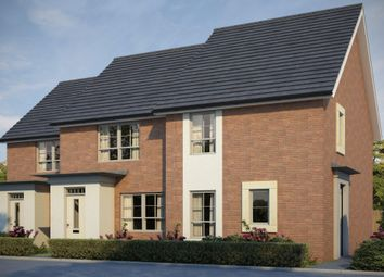 "Thumbnail 3 bed semi-detached house for sale in ""Barwick"" at Barmston Road, Washington"