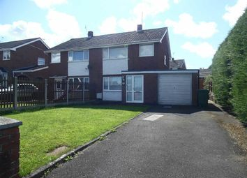 Thumbnail 3 bed semi-detached house for sale in Maesteg, Penycae, Wrexham