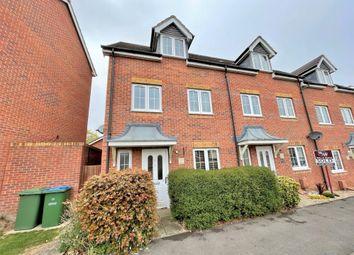 Demas Drive, Whiteley, Fareham PO15. 3 bed town house for sale