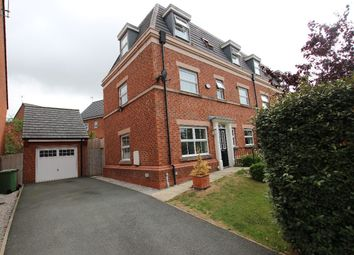 Thumbnail 4 bed town house for sale in St Thomas Close, Windle, St Helens