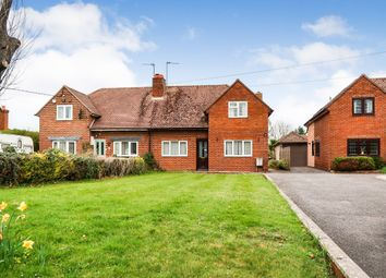 Thumbnail 3 bed semi-detached house for sale in Hatch Lane, Old Basing, Basingstoke