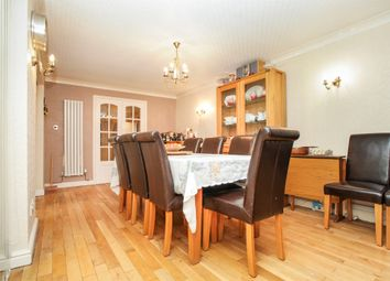 Thumbnail 4 bedroom detached house for sale in High Street, Fowlmere, Royston