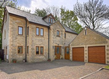 Thumbnail 5 bedroom detached house for sale in Chapel Lane, Overton