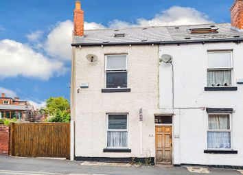 Thumbnail 4 bed terraced house for sale in Sharrow Lane, Sheffield
