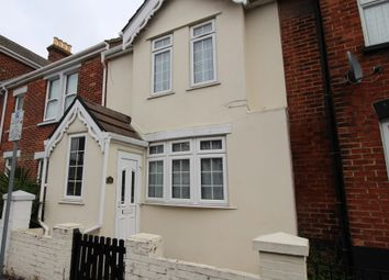 Thumbnail 2 bedroom terraced house to rent in Emerson Road, Poole