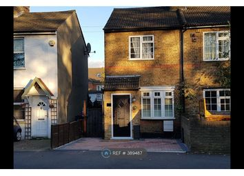Thumbnail 2 bed semi-detached house to rent in Hounslow Road, Hanworth