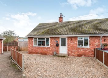 Thumbnail 2 bed semi-detached bungalow for sale in Addison Close, Feltwell, Thetford