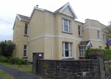 Thumbnail 2 bedroom flat for sale in Flat 3, 60 New Road, Llanelli