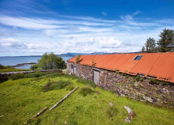 Thumbnail Land for sale in The Old Steading: Conversion Project, Stunning Location, Ord, South Skye