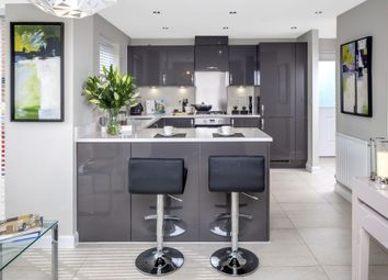 "Thumbnail 4 bed end terrace house for sale in ""Linen III"" at Hackbridge Road, Wallington"