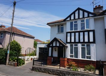 Thumbnail 3 bed semi-detached house for sale in Repton Road, Brislington