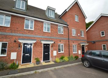 Thumbnail 3 bed terraced house for sale in Hares Close, Kesgrave, Ipswich