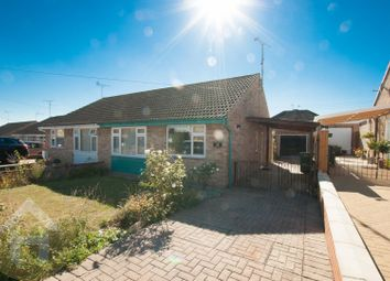 Thumbnail 3 bed semi-detached bungalow for sale in Byron Avenue, Royal Wootton Bassett, Swindon
