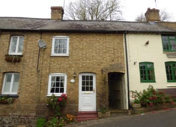 Thumbnail 2 bed terraced house for sale in Church Road, Bow Brickhill, Milton Keynes, Bucks