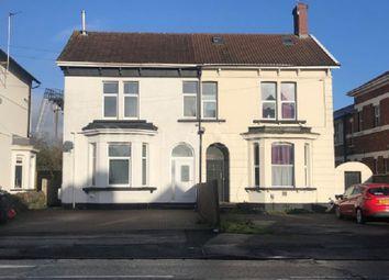 Thumbnail Studio to rent in 41 Chepstow Road, Newport, Gwent.