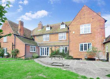 Thumbnail 7 bed detached house for sale in Monkton Street, Monkton, Ramsgate, Kent
