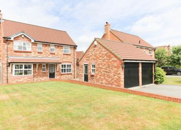 Thumbnail 4 bed detached house for sale in Sandringham Road, Hindley, Wigan