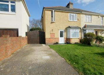 Thumbnail 3 bed semi-detached house for sale in Shottsford Road, Poole