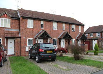 Thumbnail 2 bed terraced house to rent in Marlborough Drive, Sydenham, Leamington Spa
