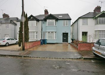 Thumbnail 5 bed semi-detached house to rent in Kenilworth Avenue, Oxford