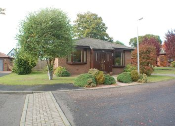 Thumbnail 3 bed bungalow for sale in Woodlands Park, Blairgowrie
